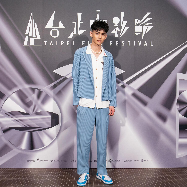 《破處》男主角楊懿軒出席台北電影節世界首映