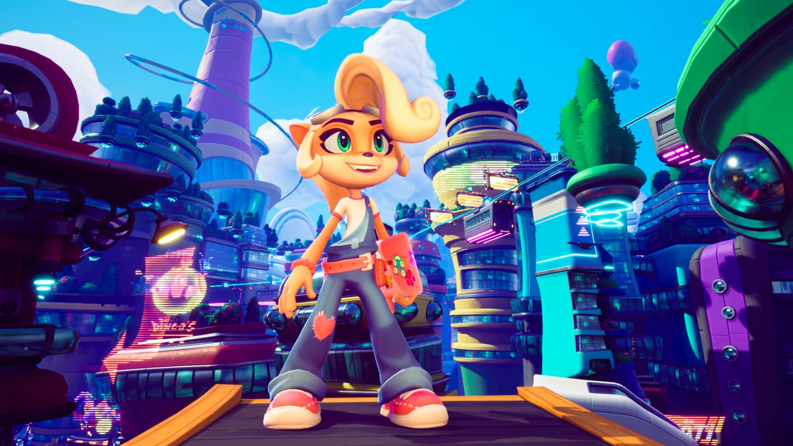 Coco in Crash Bandicoot 4: It's About Time