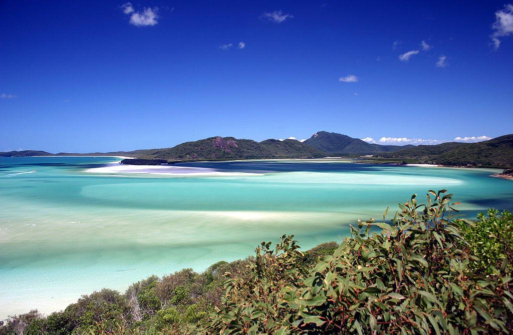 聖靈群島 (Photo by Damien Dempsey from Melbourne, Australia, License: CC BY 2.0, 圖片來源www.flickr.com/photos/63906808@N00/2410446648)