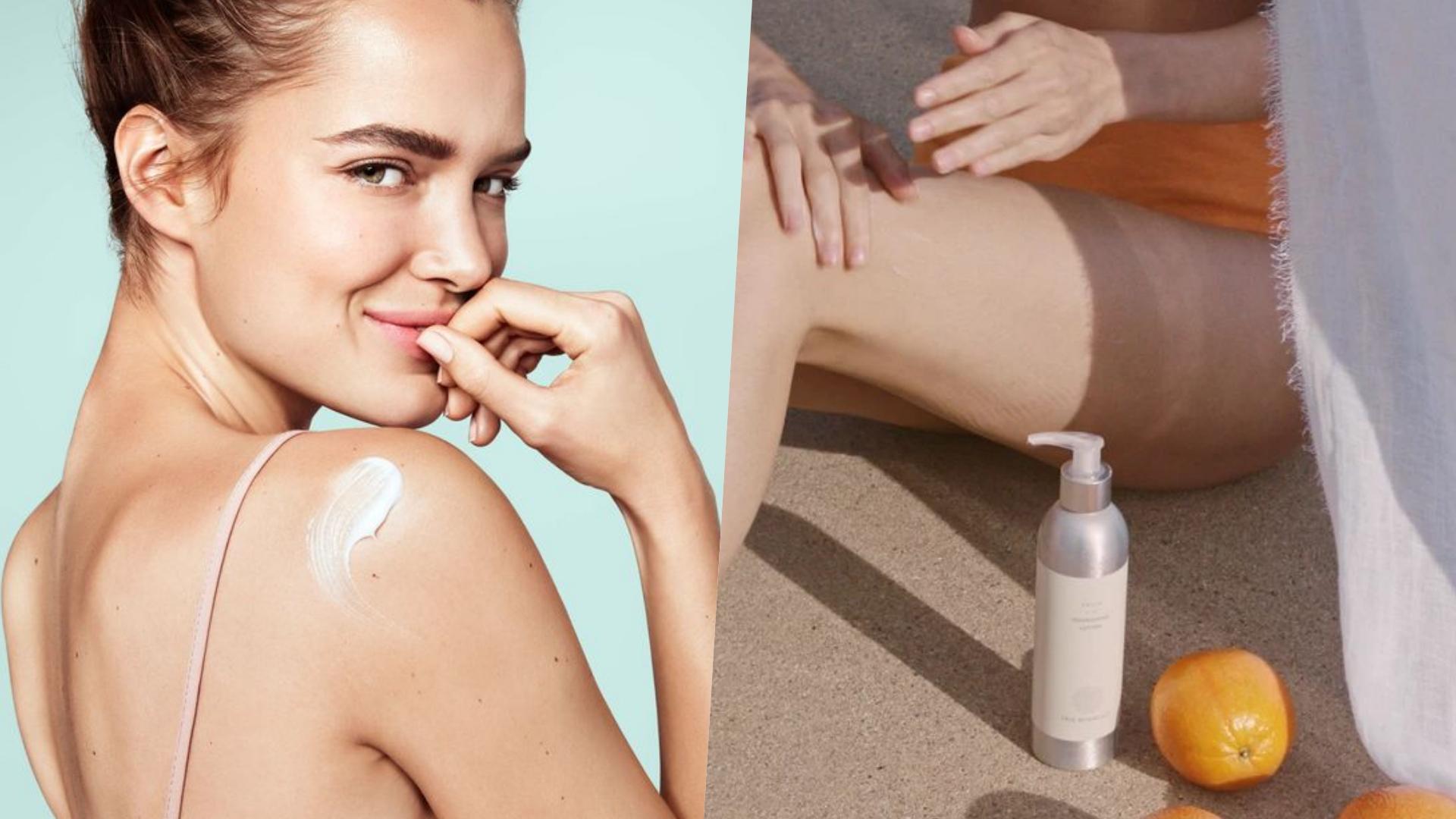 同款的乳液、沐浴乳,在噴香水前先使用這些產品,透過層層疊上去的方式,就能讓味道不易散去!