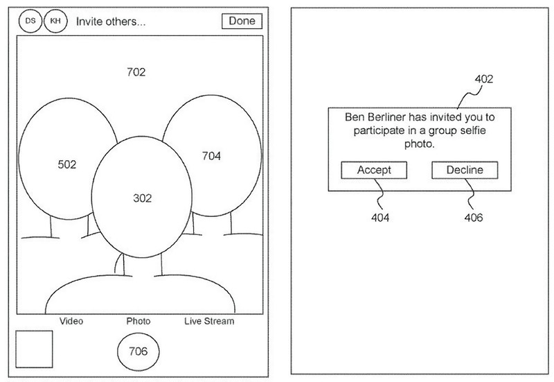 Photo of Apple gets a patent online for group selfies-Engadget Japan