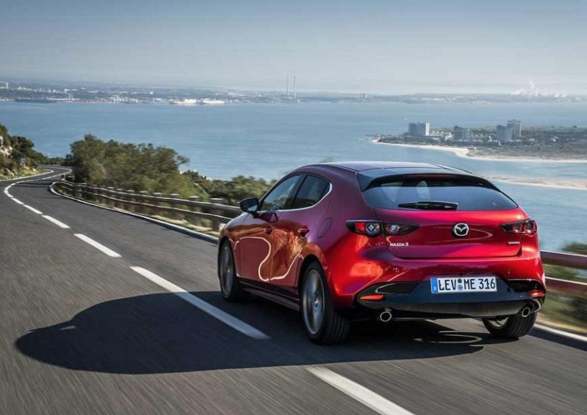 為了與同級的 Ford Focus 等掀背車抗衡,Mazda 3 將新增渦輪引擎。
