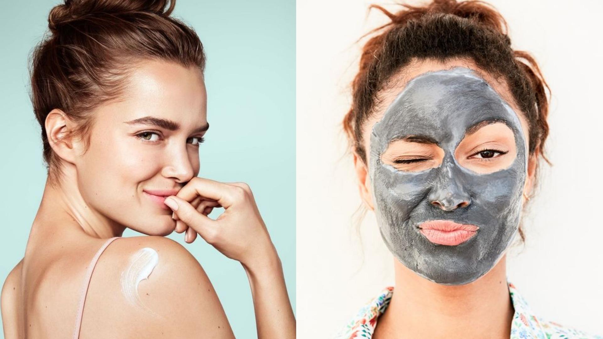 油性肌膚的朋友也別忘記一週一到兩次的肌膚大掃除,就是使用深層清潔的泥狀面膜,把毛孔中的髒污吸光光。