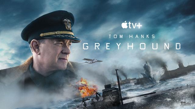 Apple TV+ Greyhound