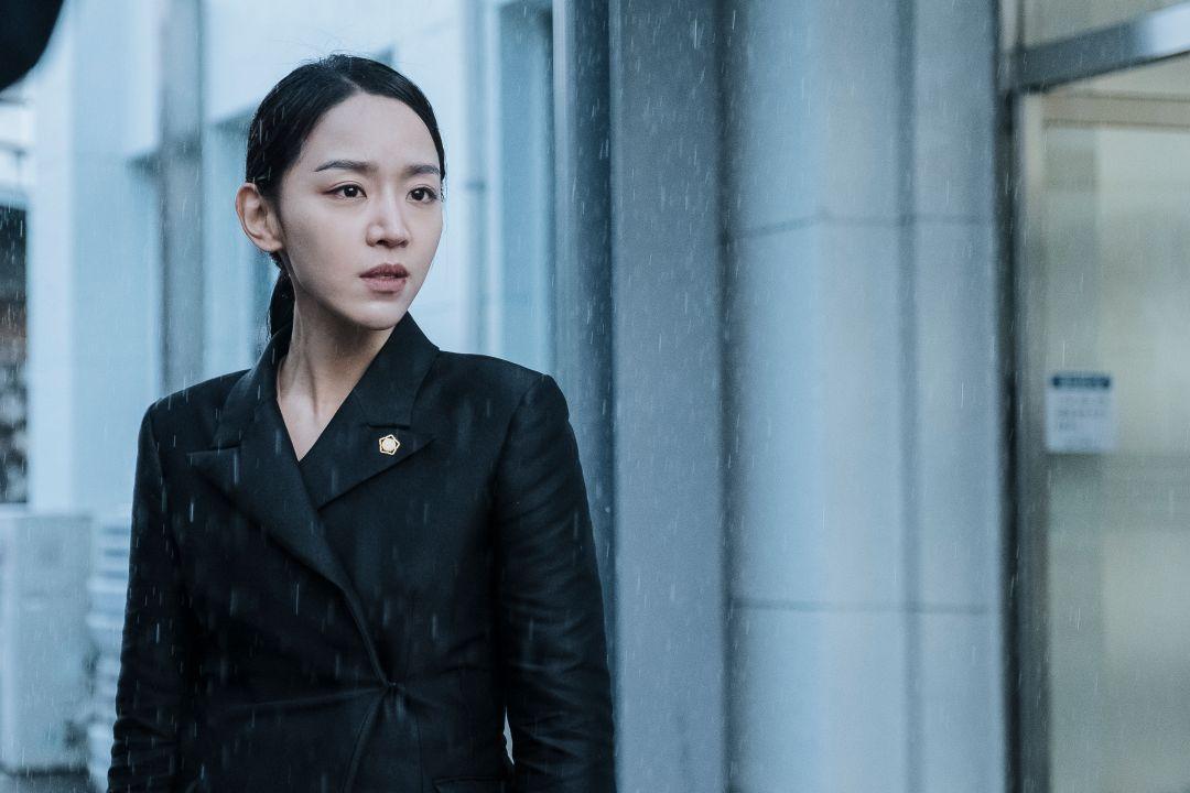 申惠善首挑大樑擔綱電影女主角飾演頂級辯護律師為母親翻供