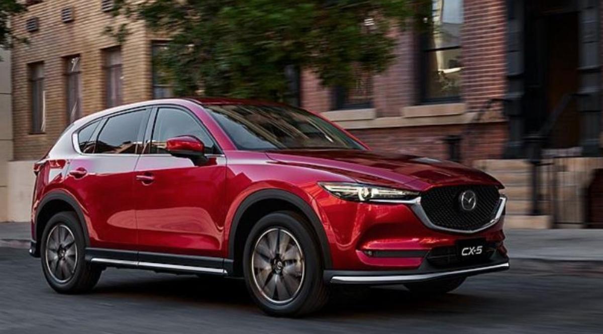 外媒指出 Mazda CX-5 柴油車型將退出市場。