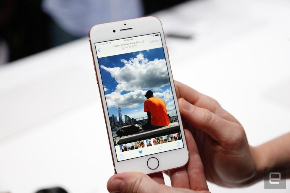 LINE M iPhone 7