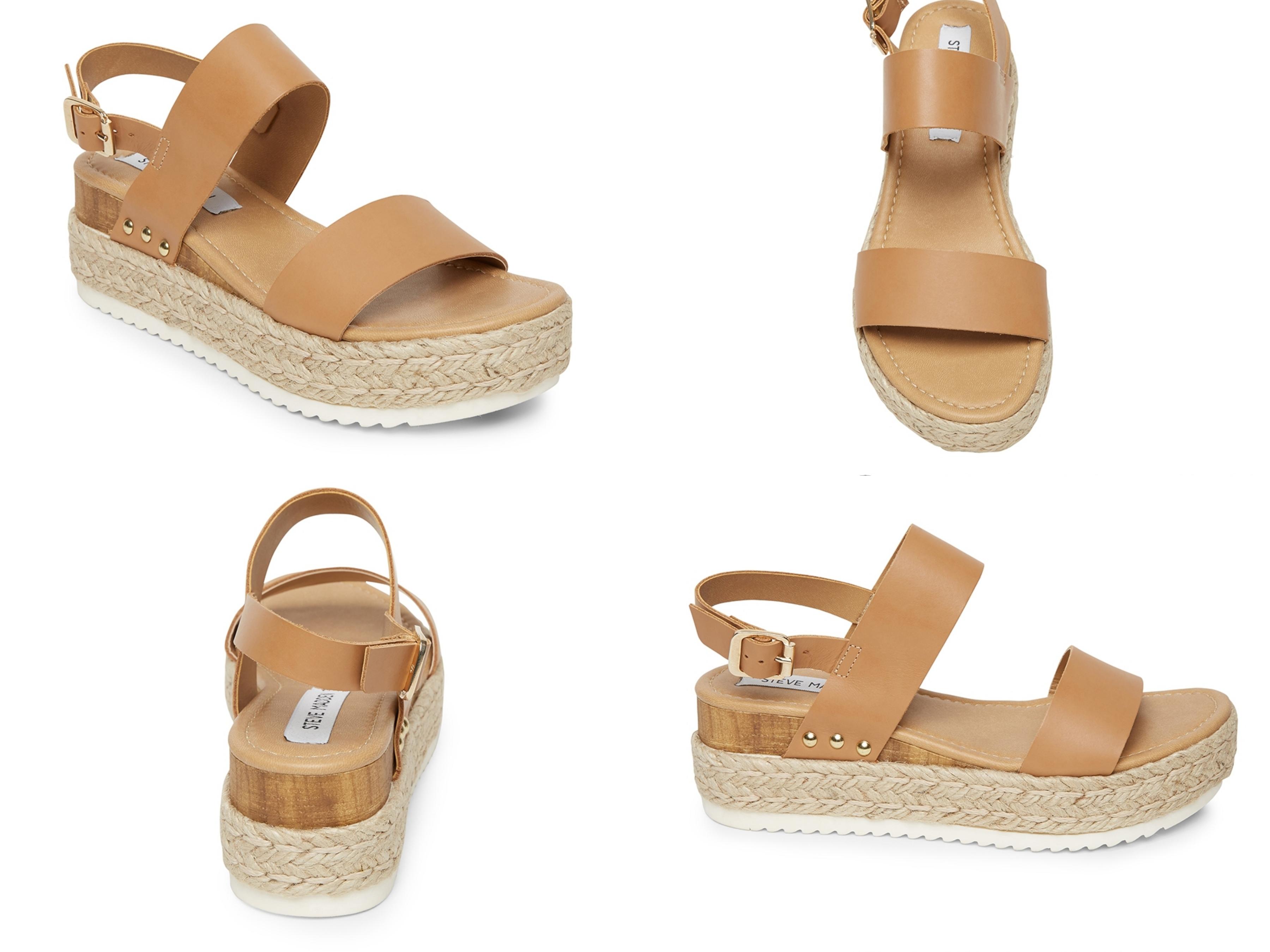 經典簡約外觀設計,鞋面以及舒適透氣的麻編鞋身