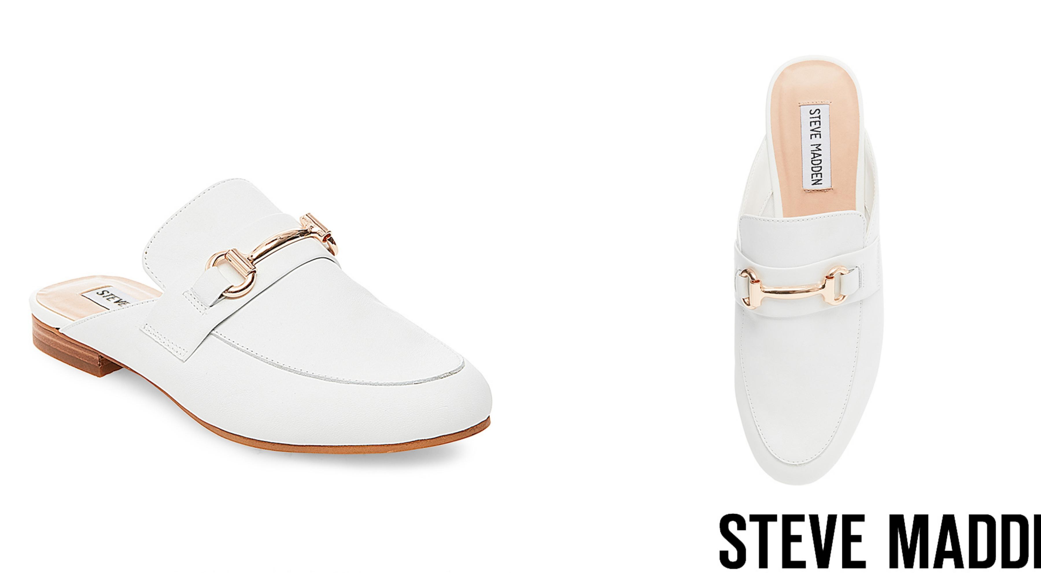席捲歐美的穆勒鞋,嚴選高質感真皮面料