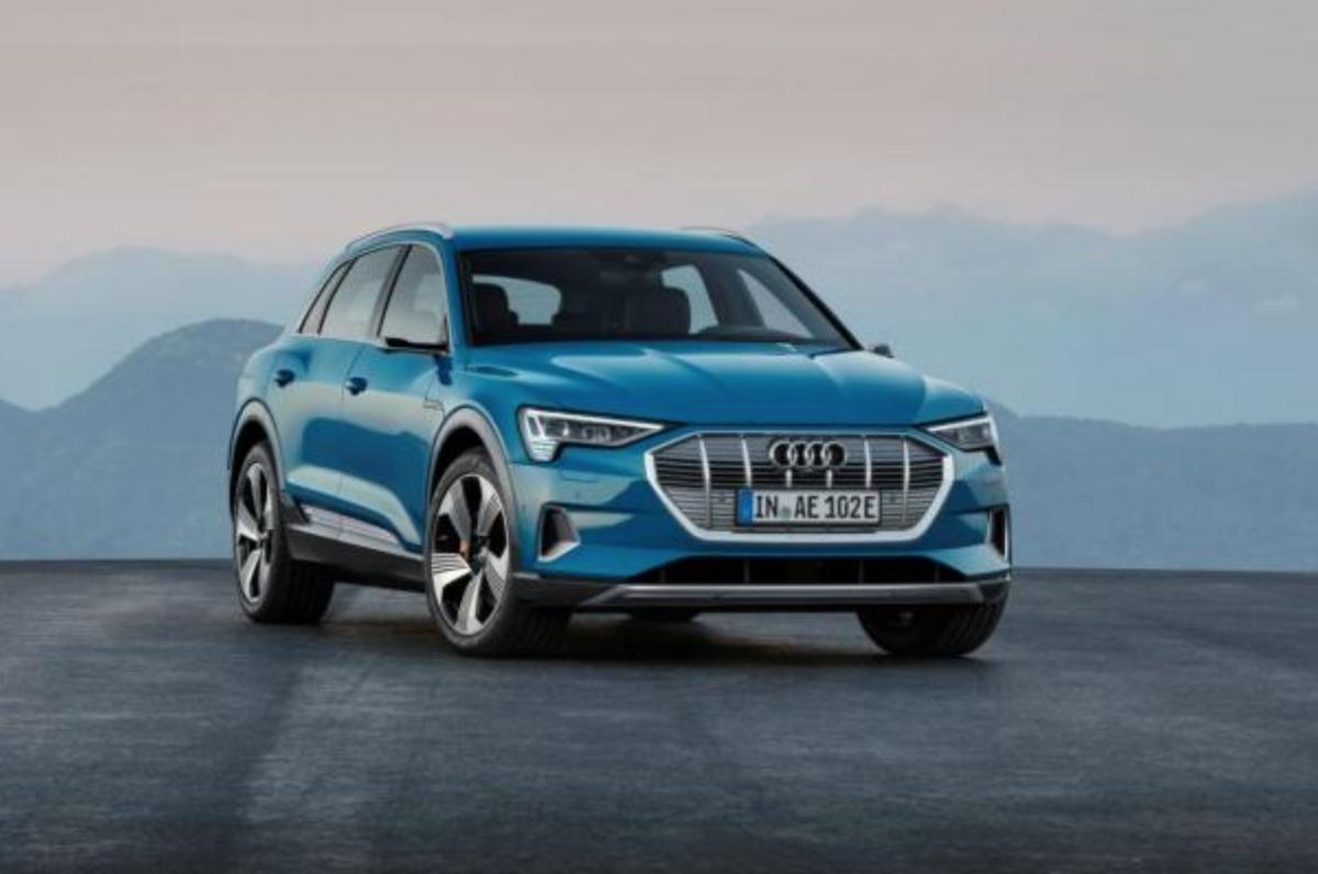 Audi 首款電動休旅 e-tron 預計今年第四季登台。