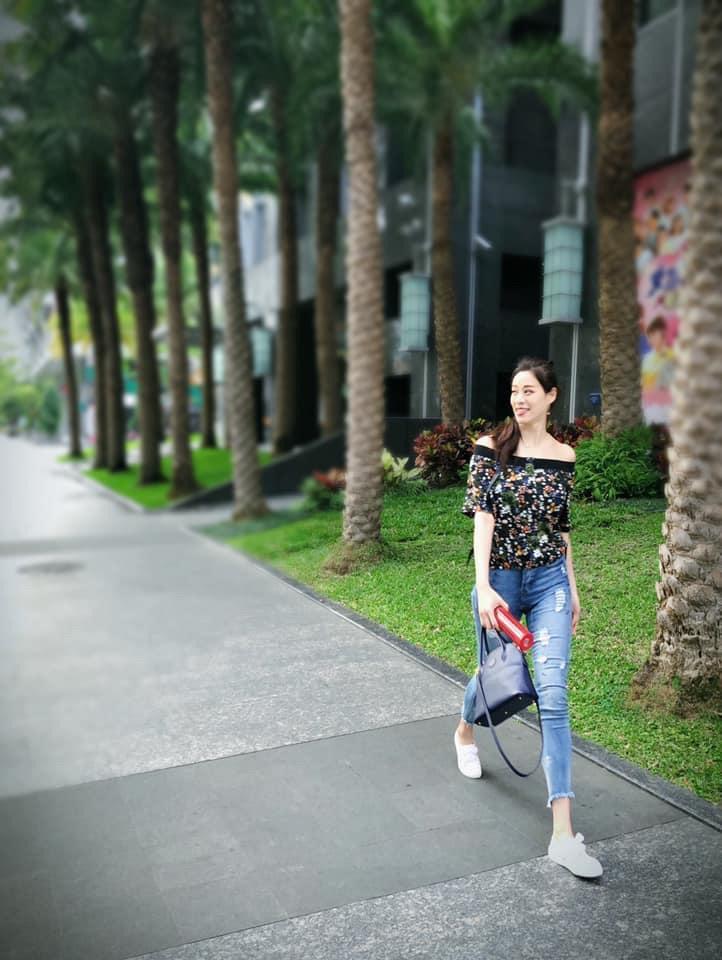 ▲喜愛網購的倪雅倫分享,像是包包等商品在網購時都要特別注意。