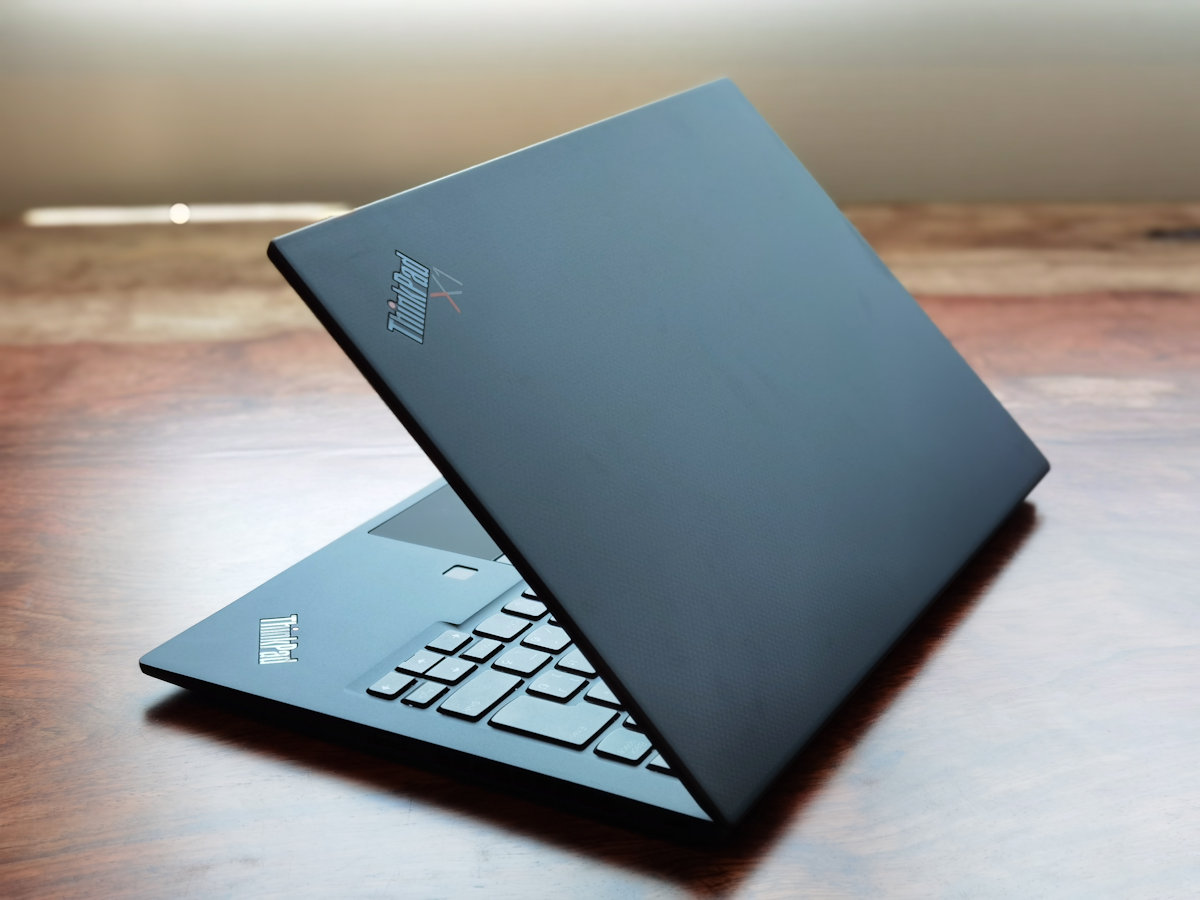 Photo of A feeling closer to a smartphone than a Mac ── ThinkPad X1 Carbon (Gen 8) Review