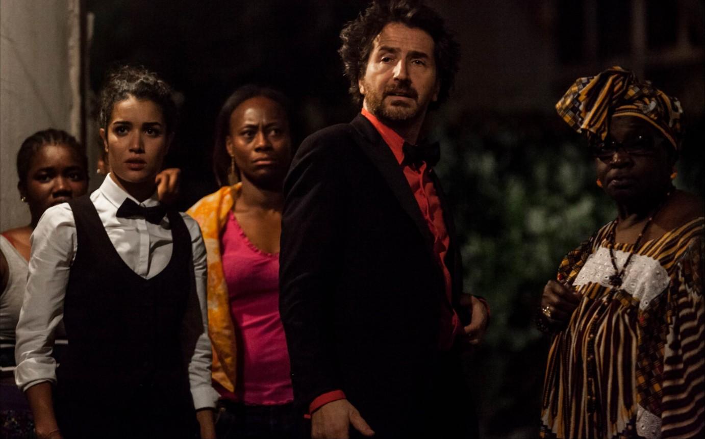 《魔幻開幕夜》法國全才性格男星艾德貝爾自導自演打造都會公路喜劇