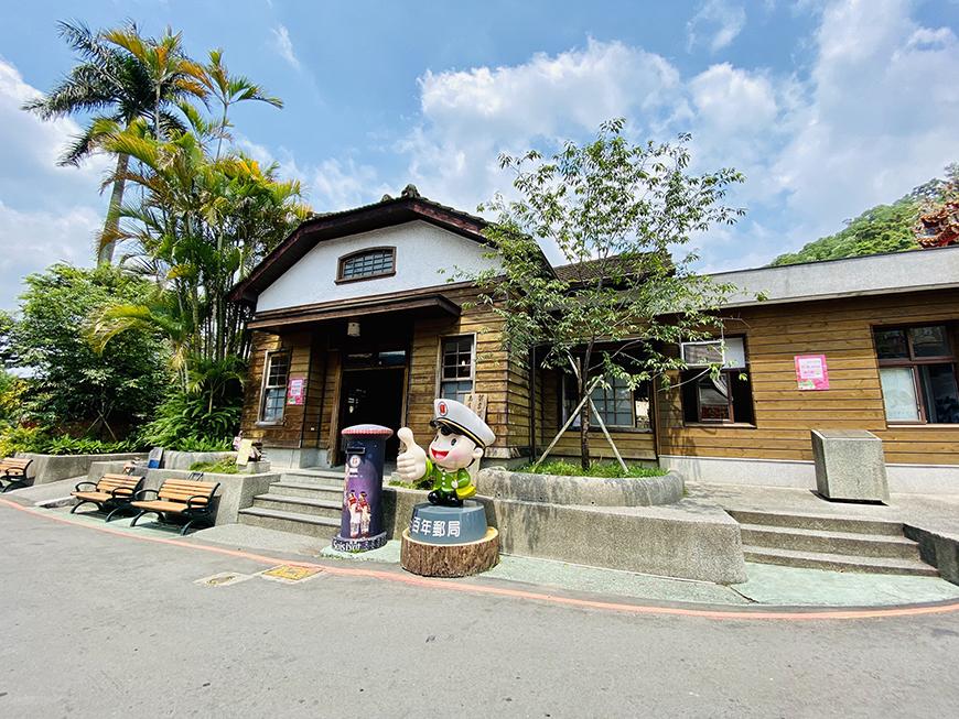 南庄老街郵局(圖片來源:大興旅行社)