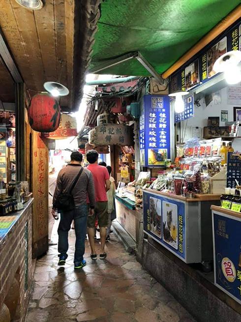南庄老街桂花巷 (圖片來源:大興旅行社)