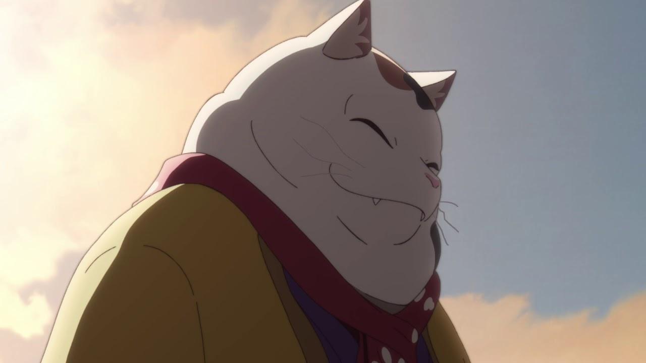 貓店長給女主角變成貓的機會