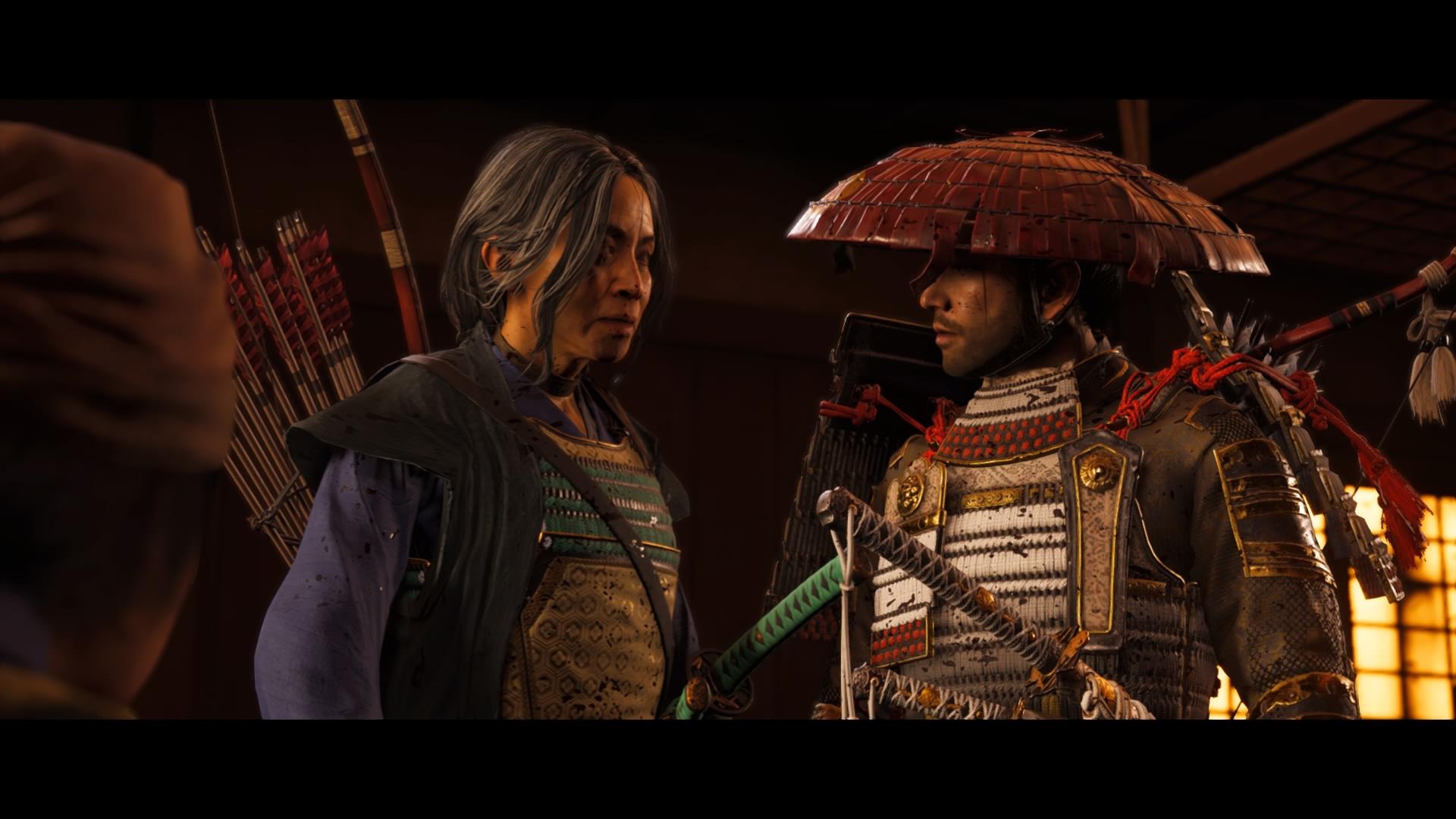 遊戲中任何對話選項或是任務順序,並不會影響到最終的多結局,而是單純改變對話內容而已(圖源:PS4 Pro)