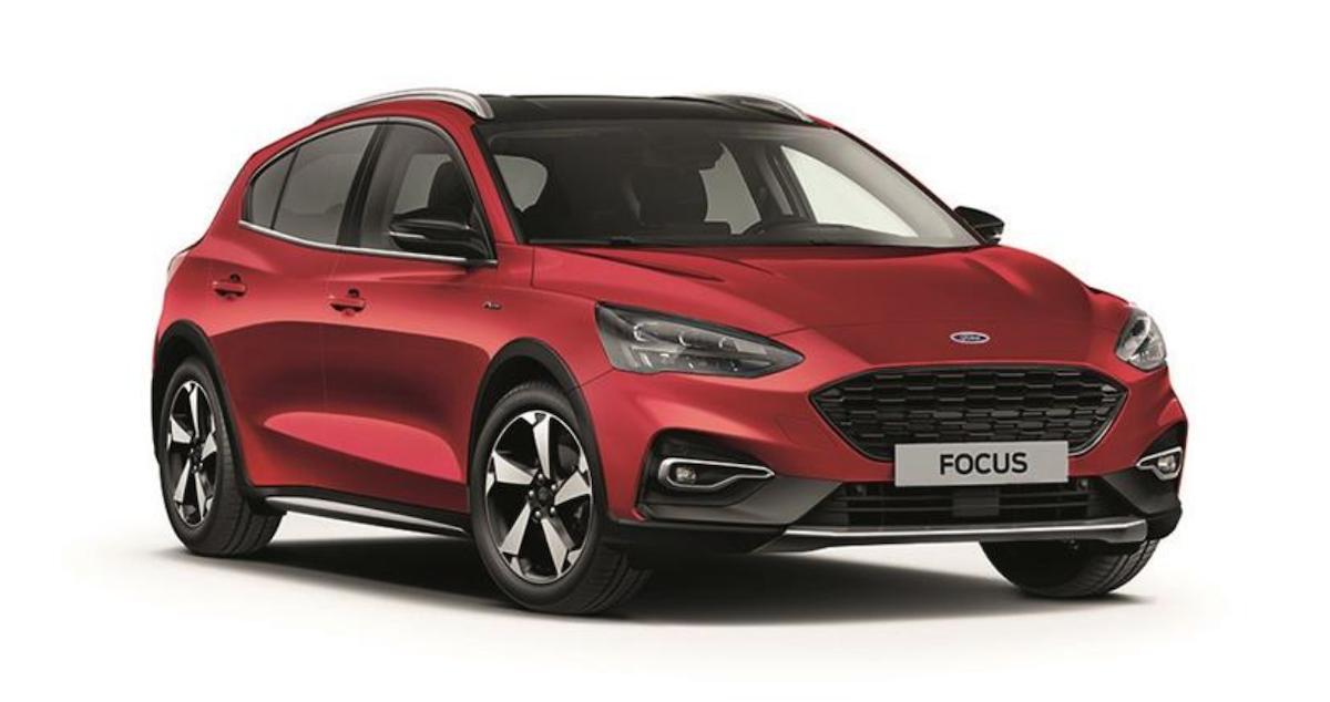 Focus Active 車身底盤離地高度增加,在懸吊設定並經過重新調校,並非只是單純增加高度如此簡單,原物料成本均是考量問題點。