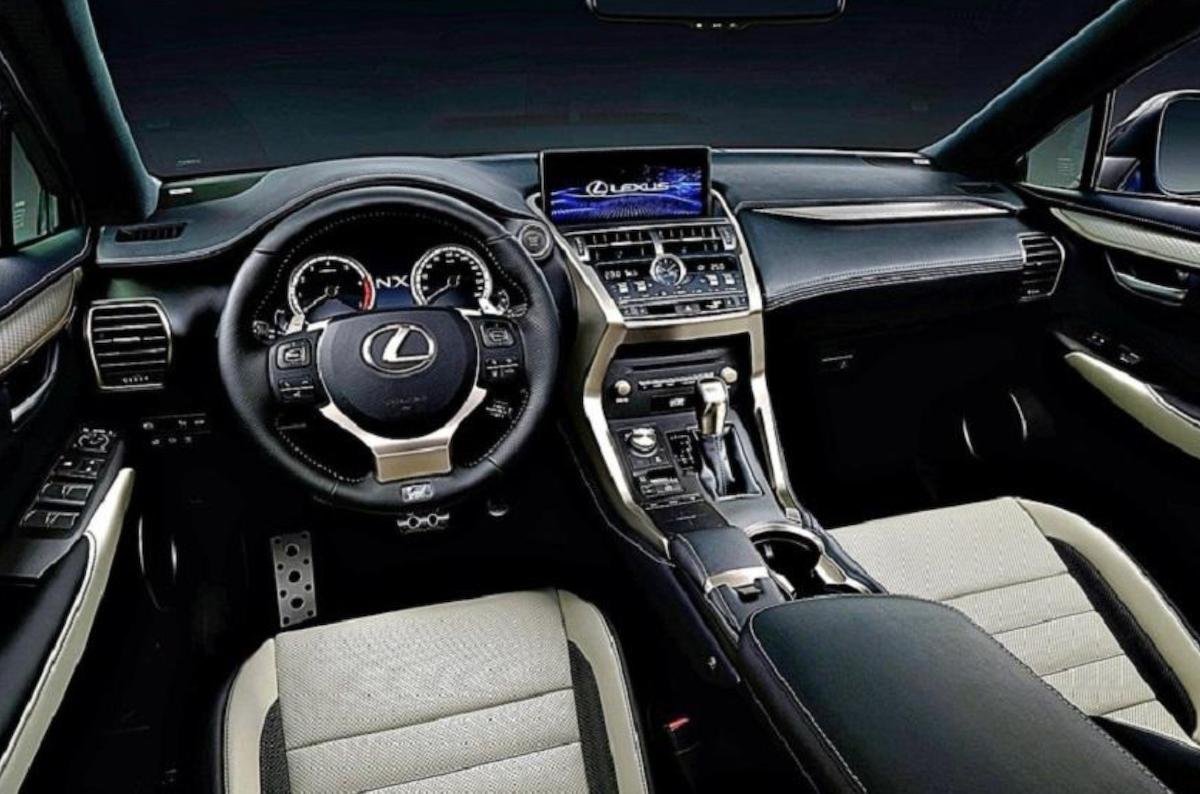 配備部分有小幅升級,全車系標配 ICS 停車輔助系統,招牌的 F-Sport 套件導入在 NX200 身上。