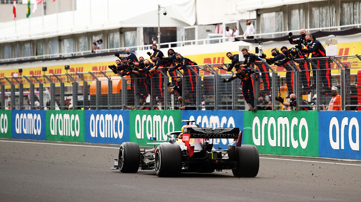 匈牙利GP獲亞軍讓Verstappen覺得像贏了
