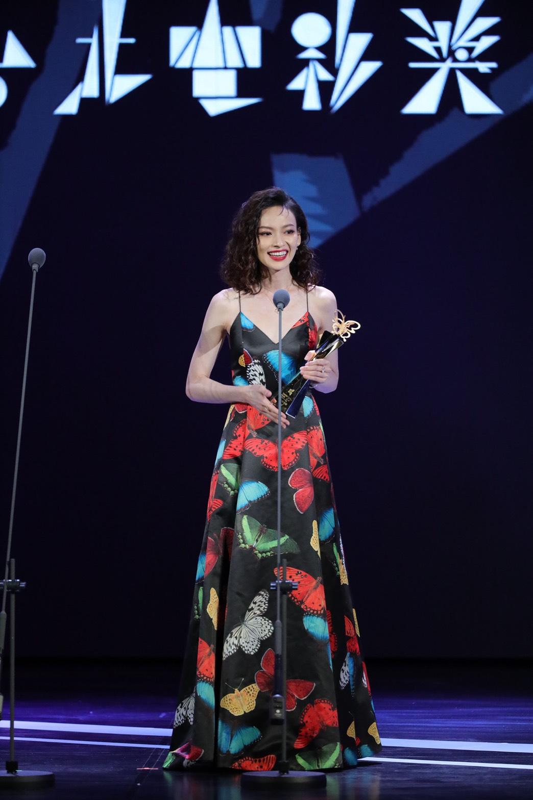 最佳女配角《江湖無難事》姚以緹