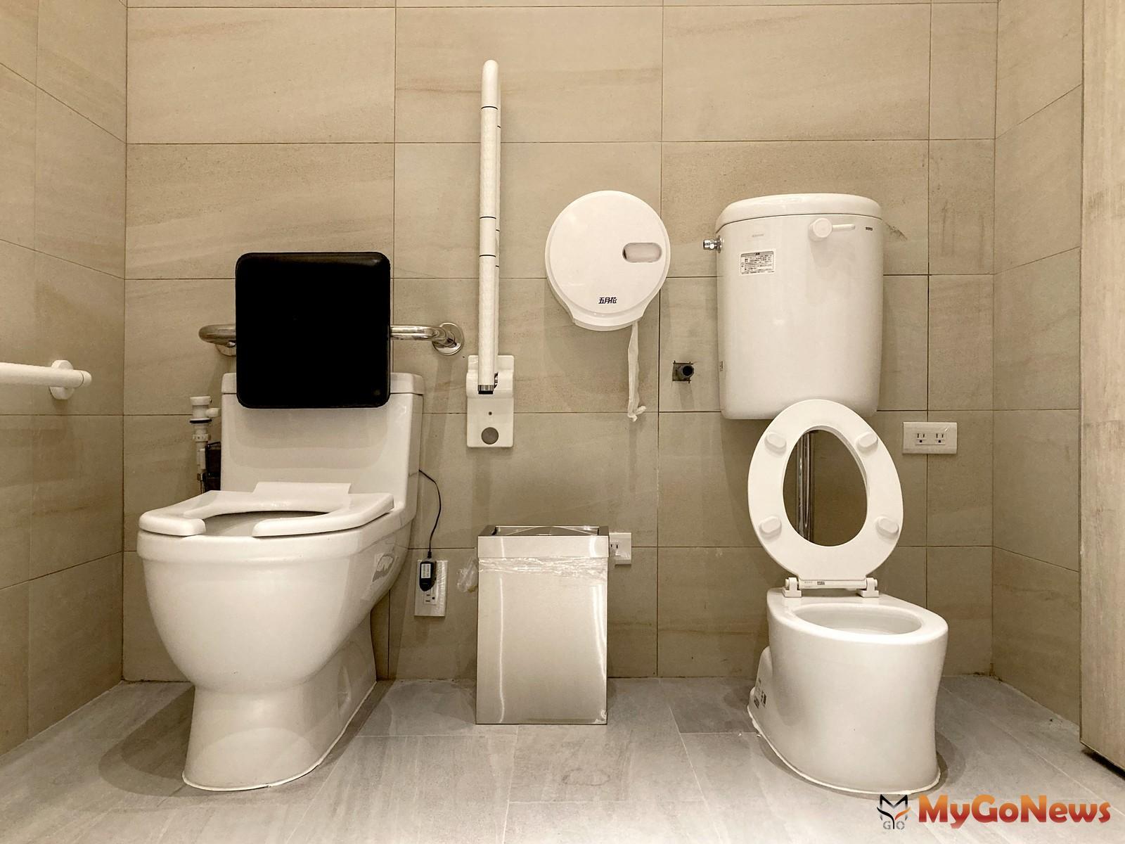 ▲5F親子廁所(圖:業者提供)