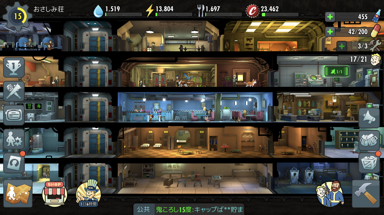 Photo of Impression of trying out Fallout Shelter Online for 2 weeks-Engadget Japan version