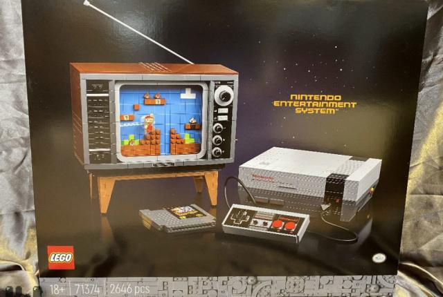 LEGO NES Leaked