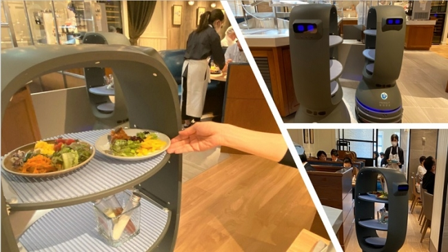 "Photo of Opened a restaurant ""THE GALLEY SEAFOOD & GRILL"" where robots serve in Futakotamagawa"
