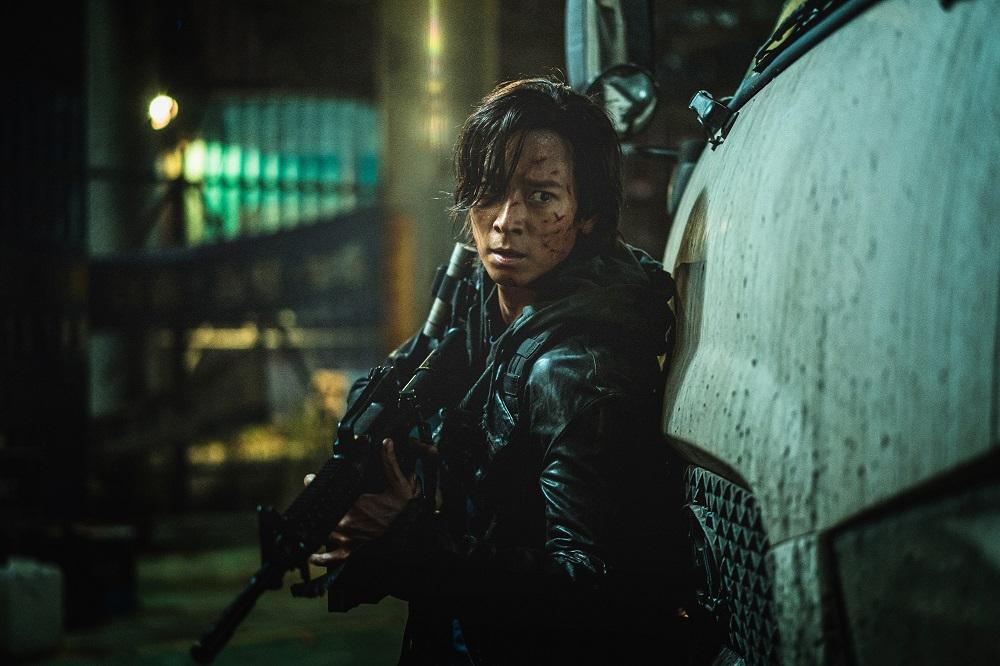 姜棟元飾演前職業軍人 因無法拒絕的任務再度回到半島