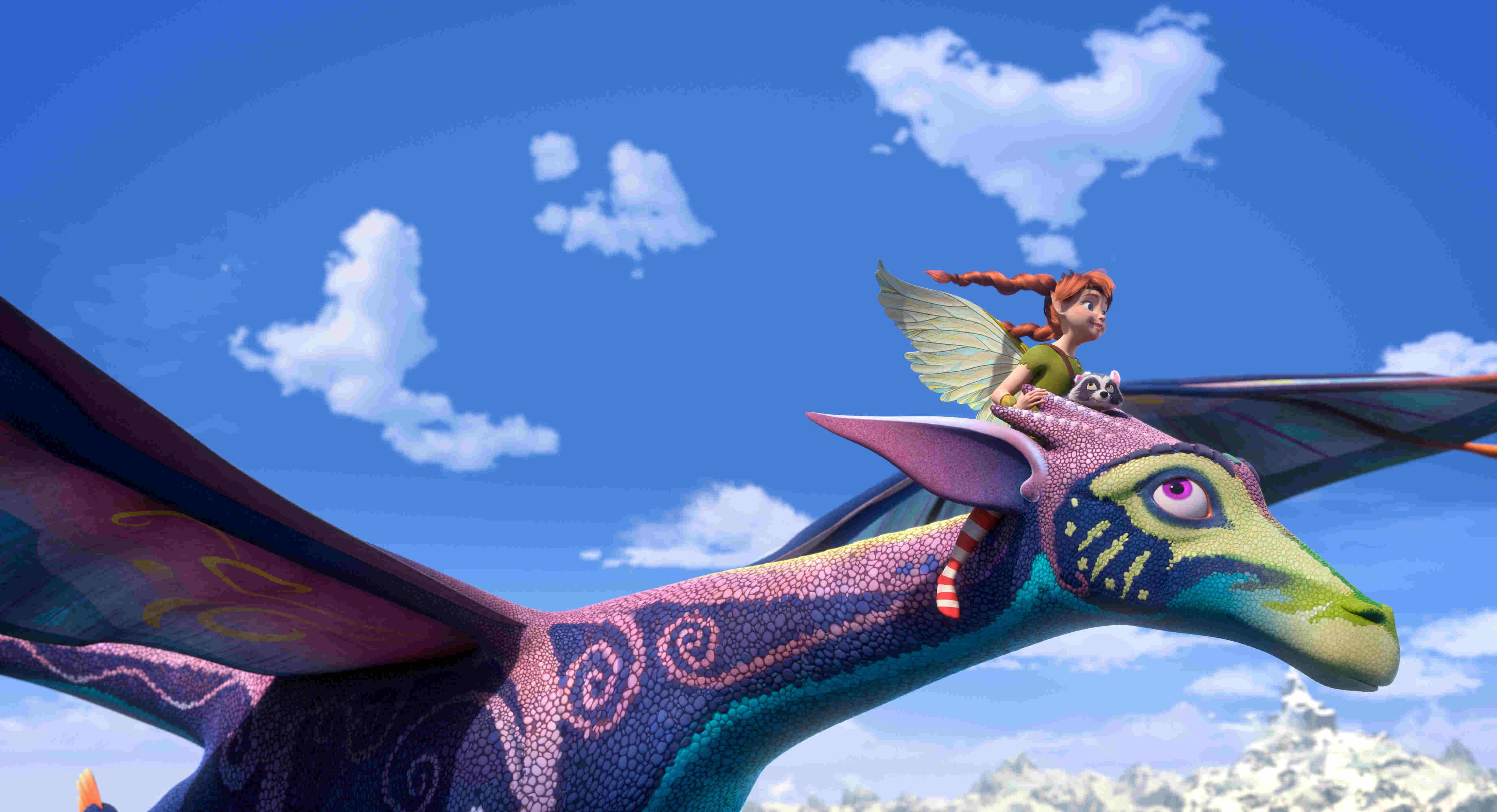 《巴亞拉魔幻冒險》劇情結合了龍與魔法的傳奇