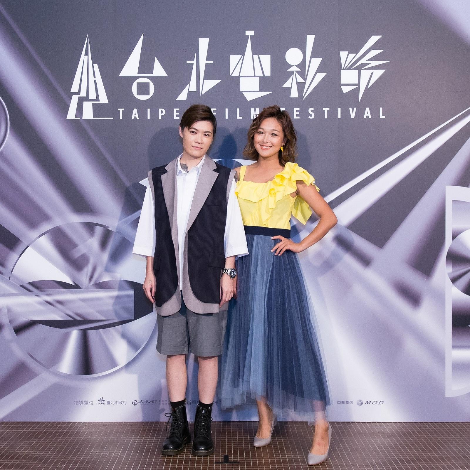 《迷走廣州》雙女主角葉寶雯(左)與張雅玲
