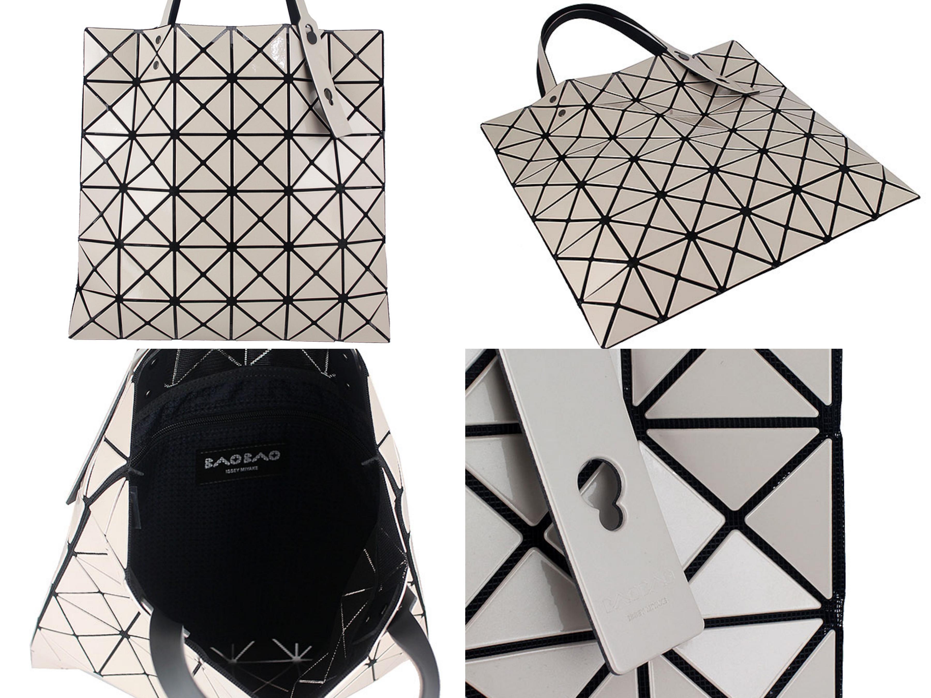 經典聚酯纖維材質,三宅一生大師經典幾何圖形方格設計系列