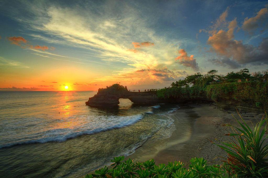 峇里島 (Photo by Kerildoank, License: CC BY-SA 4.0, Wikimedia Commons提供)
