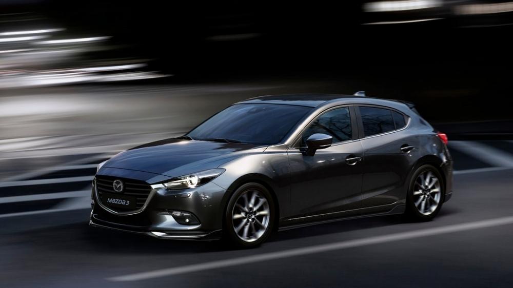 Mazda3 5D