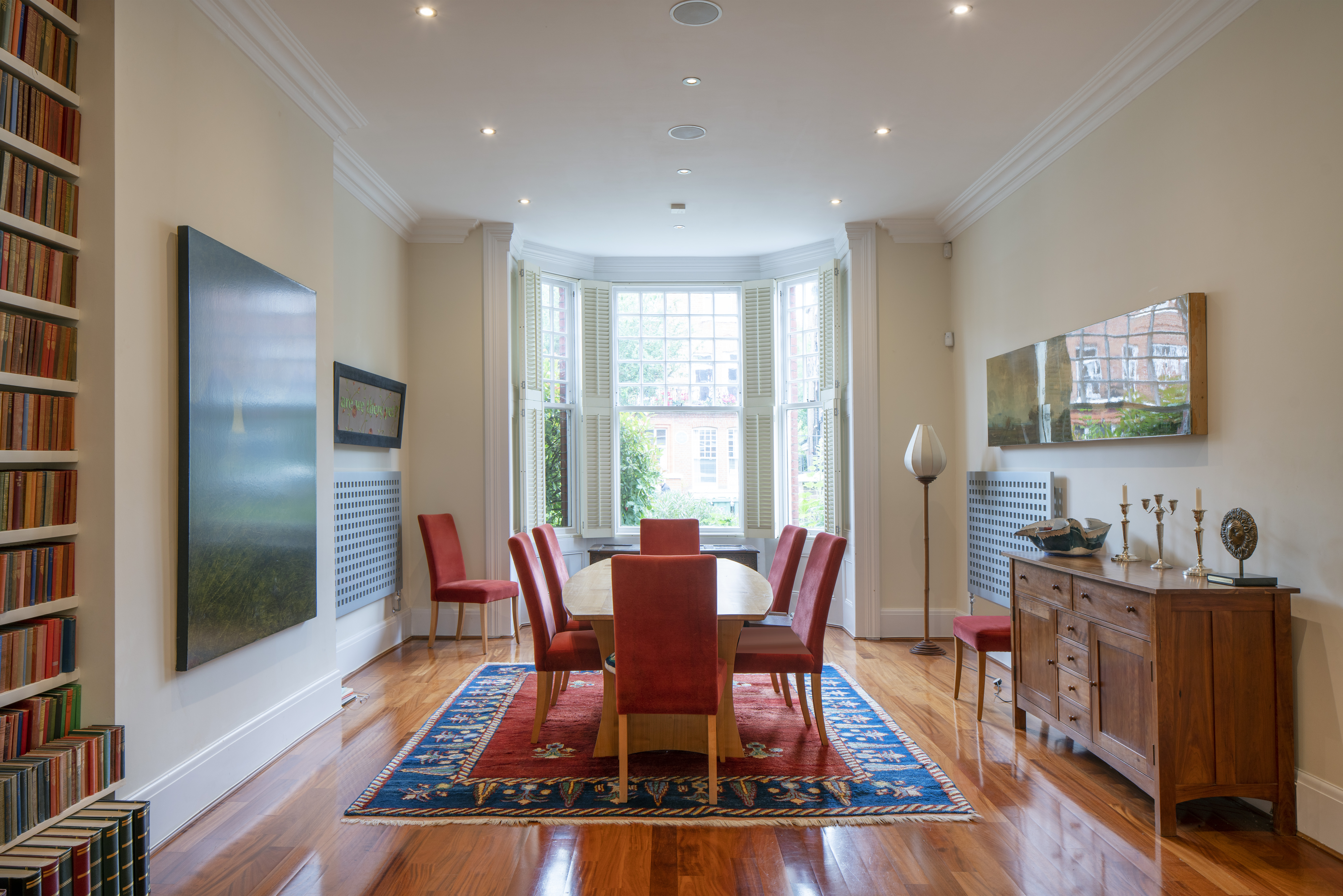 Former Bank of England governor Mark Carney's former home is for sale. Photo: Aston Chase