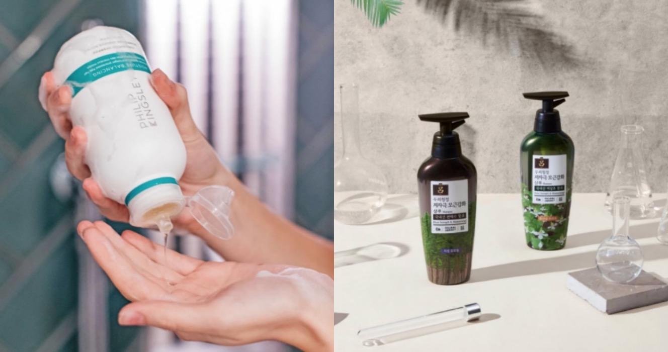網推8款超好評洗髮聖品!輕鬆讓頭皮深呼吸、頭油味自動掰掰