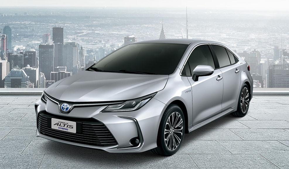 圖/「神車」Toyota Corolla Altis全月銷量來到3,022輛,突破3千大關,也立下難以被超越的門檻。