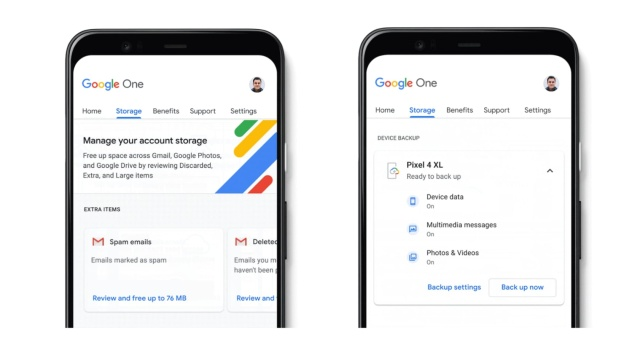 Photo of Google One app for iPhone will be delivered soon, and backup is possible for free. Storage management function also-Engadget Japan version