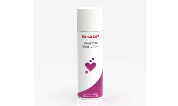 Photo of Sharp releases anti-virus photocatalyst spray that can be sprayed on clothes-Engadget Japan version
