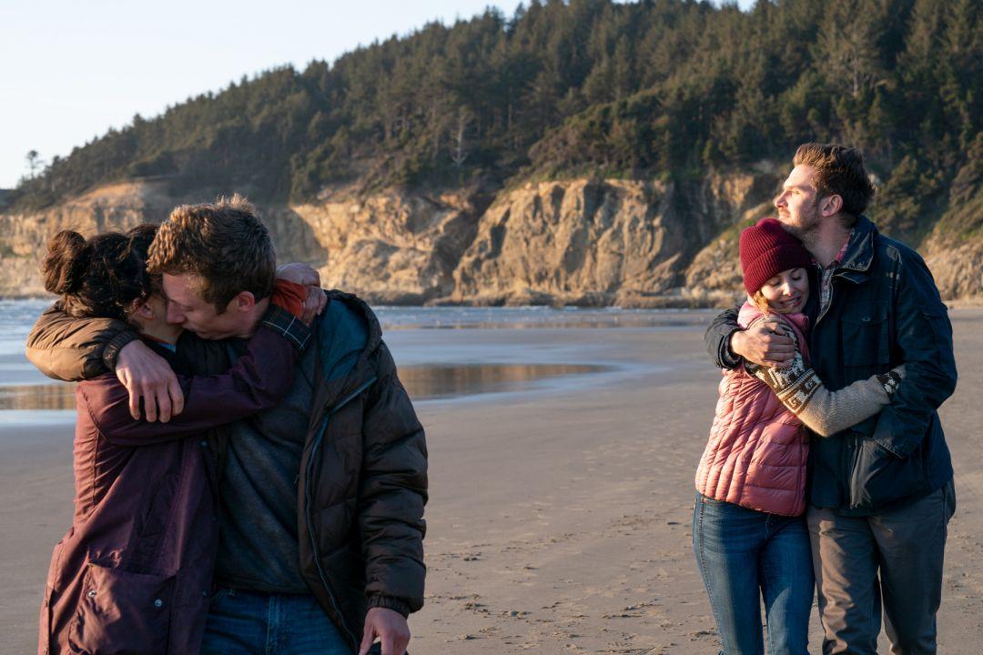本片在沒有收訊的濱海懸崖拍攝,讓演員們拍片直呼不便