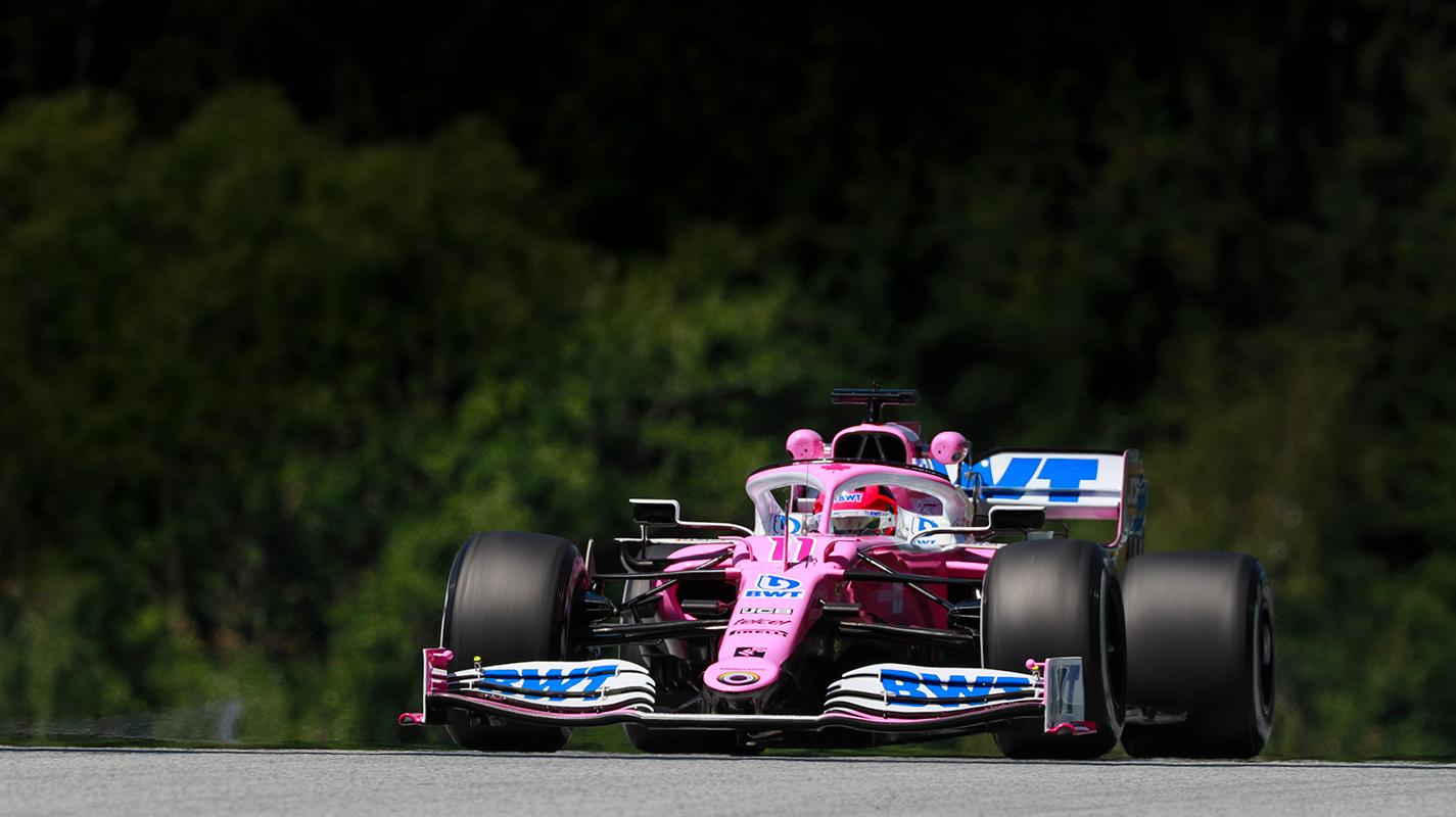 史泰利亞GP自由練習一Perez領先