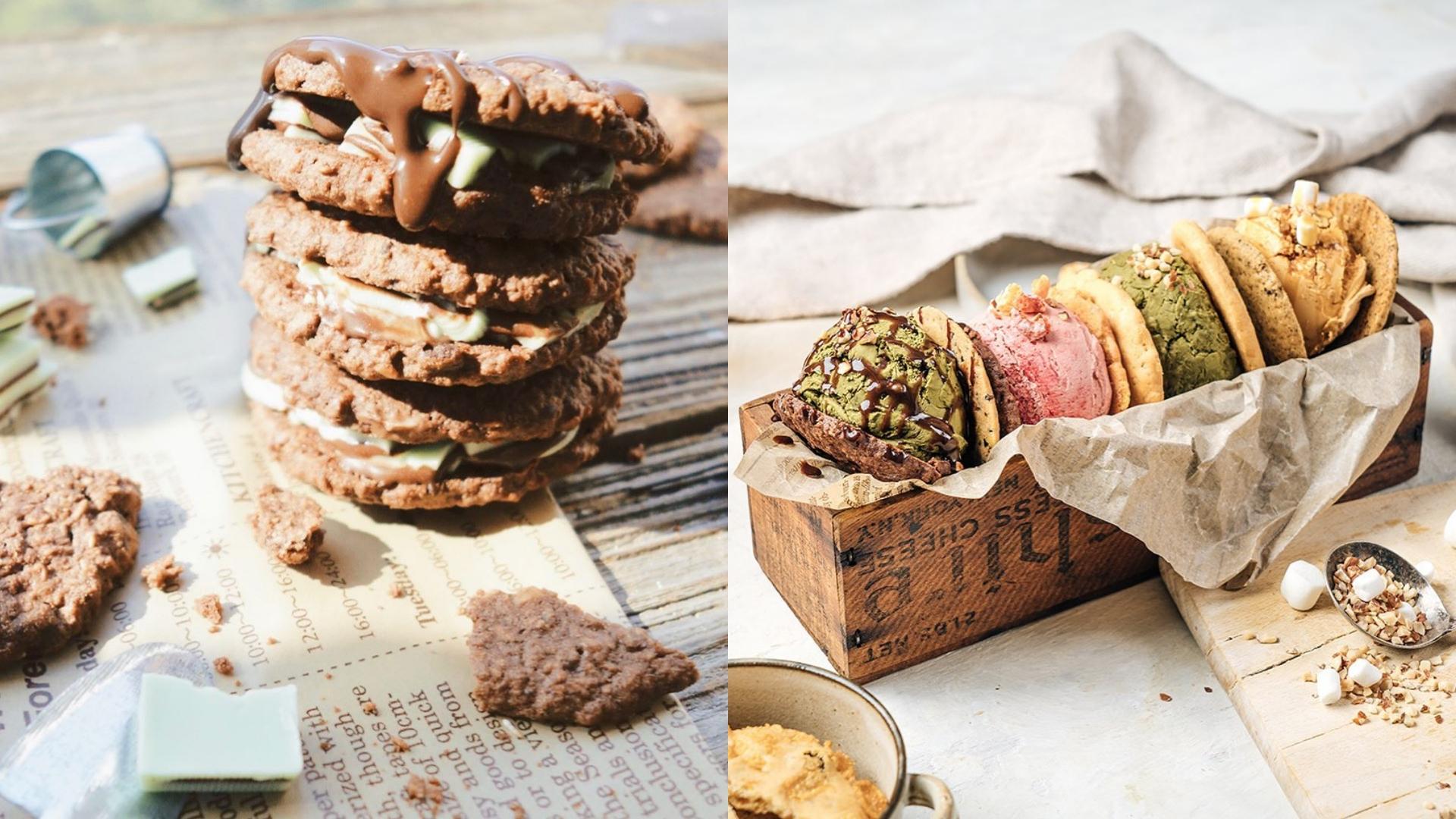 用心烘烤過程成就了餅乾獨特的酥脆口感與風味,除了美味的餅乾,他們每季也由海內外設計師打造各式各樣禮盒,講求優雅可愛風格
