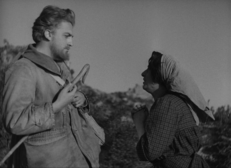 費里尼客串演出假裝「聖徒」的「騙徒」