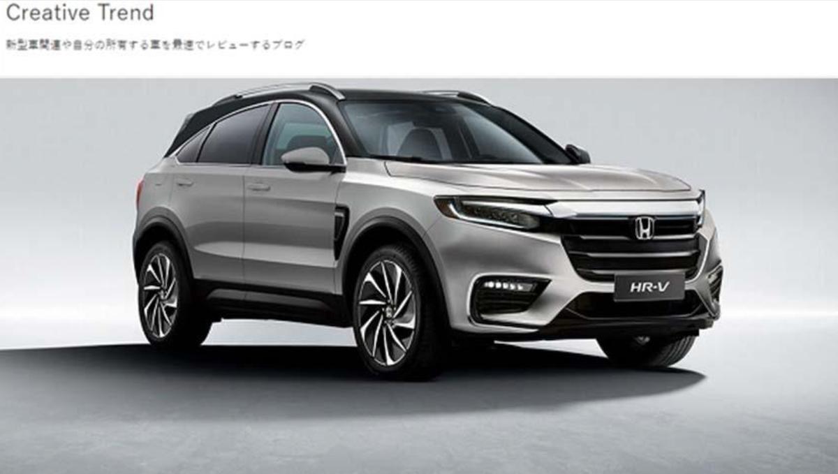Honda HR-V 是家族相當重要的跨界休旅戰略性產品,現行款於 2014 年發表,時程已到大改款週期。