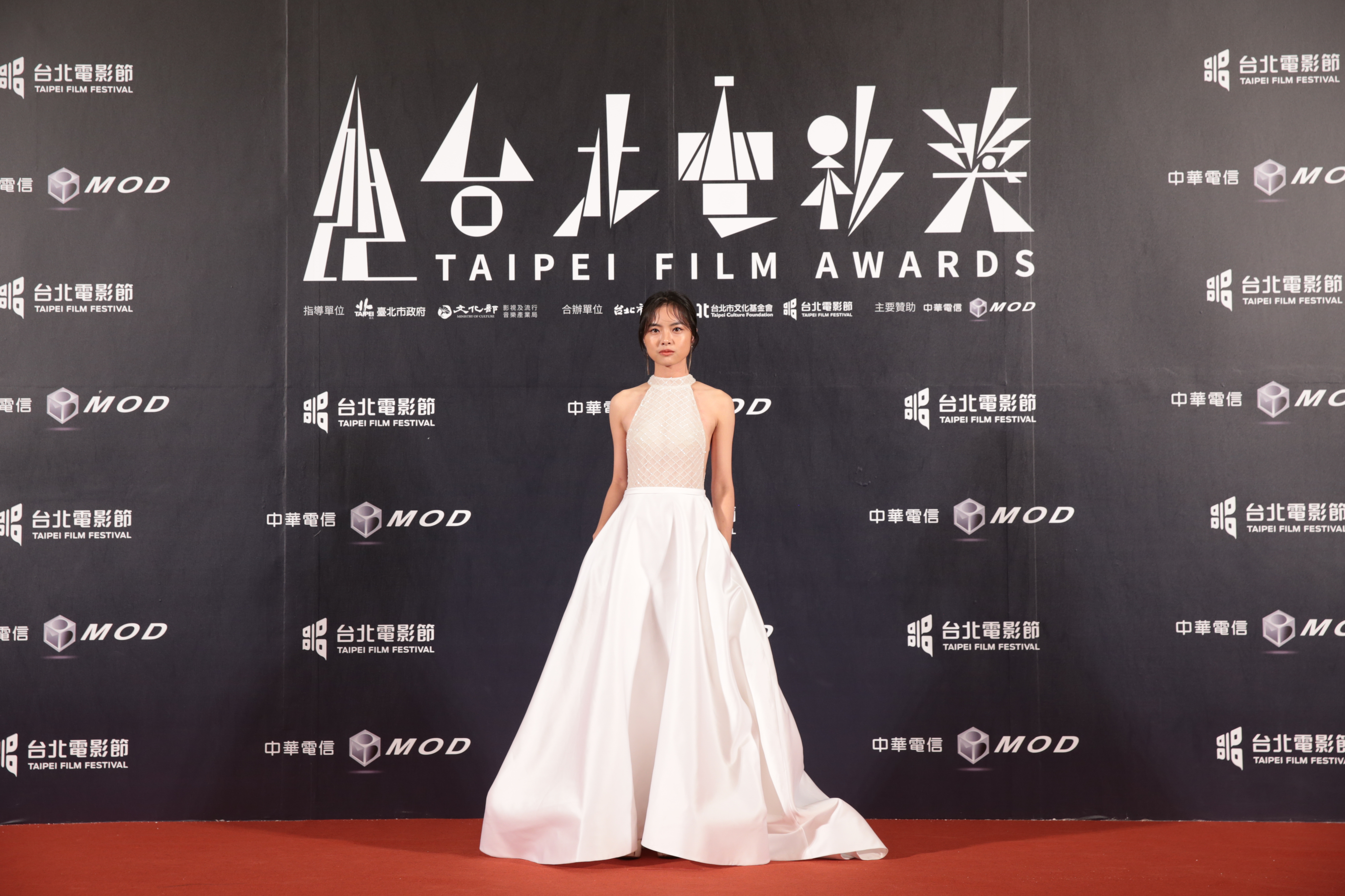 短片《家庭式》導演、女主角游珈瑄。