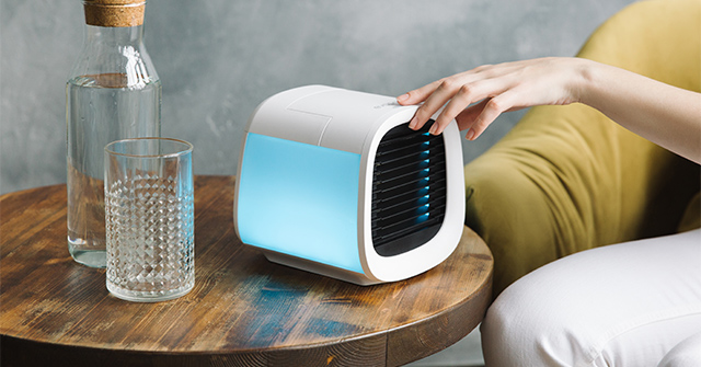 The EvaChill personal air conditioner is now just $80