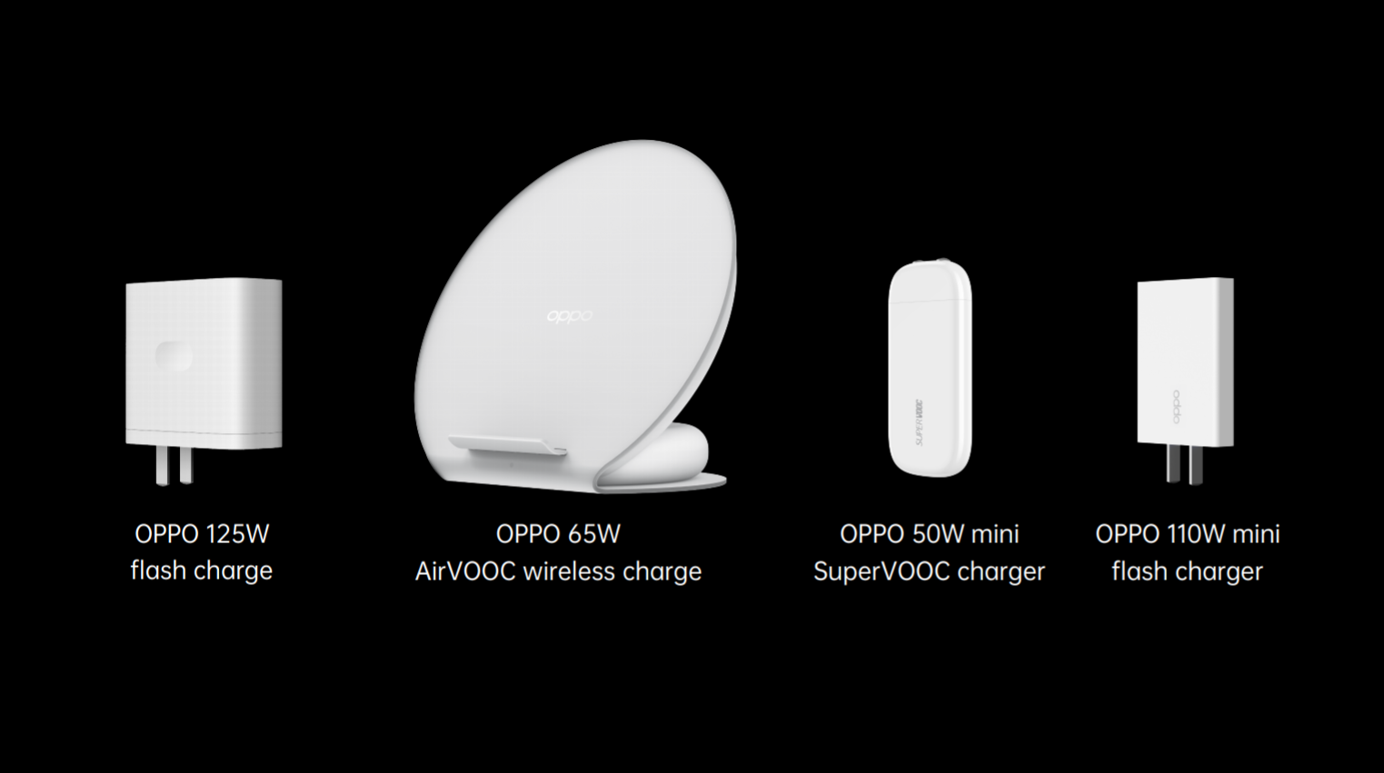OPPO 125W falsh charge