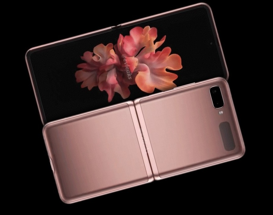 Galaxy Z Flip 5G Bronze
