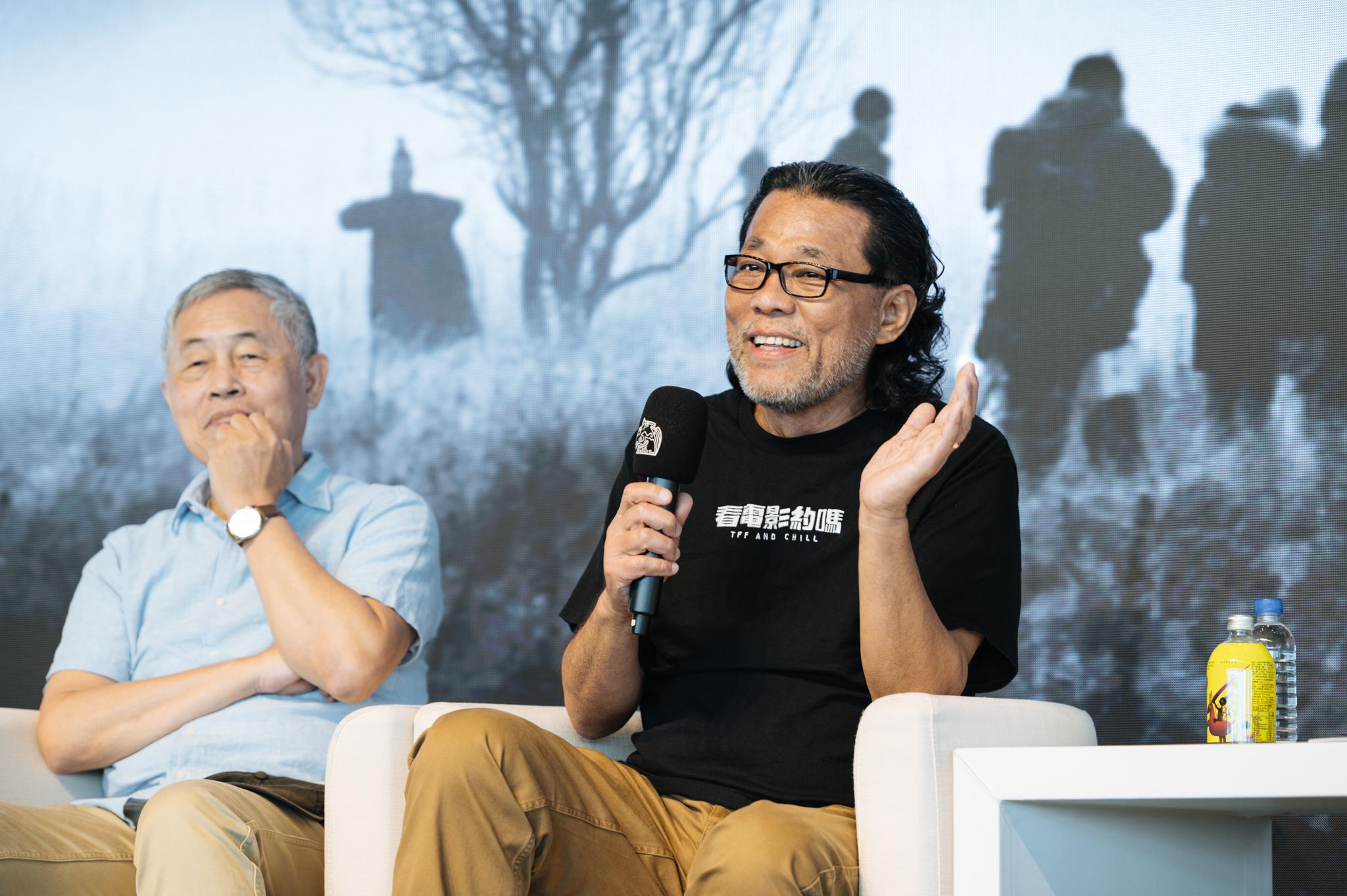 2020金馬電影大師課論壇,攝影指導李屏賓